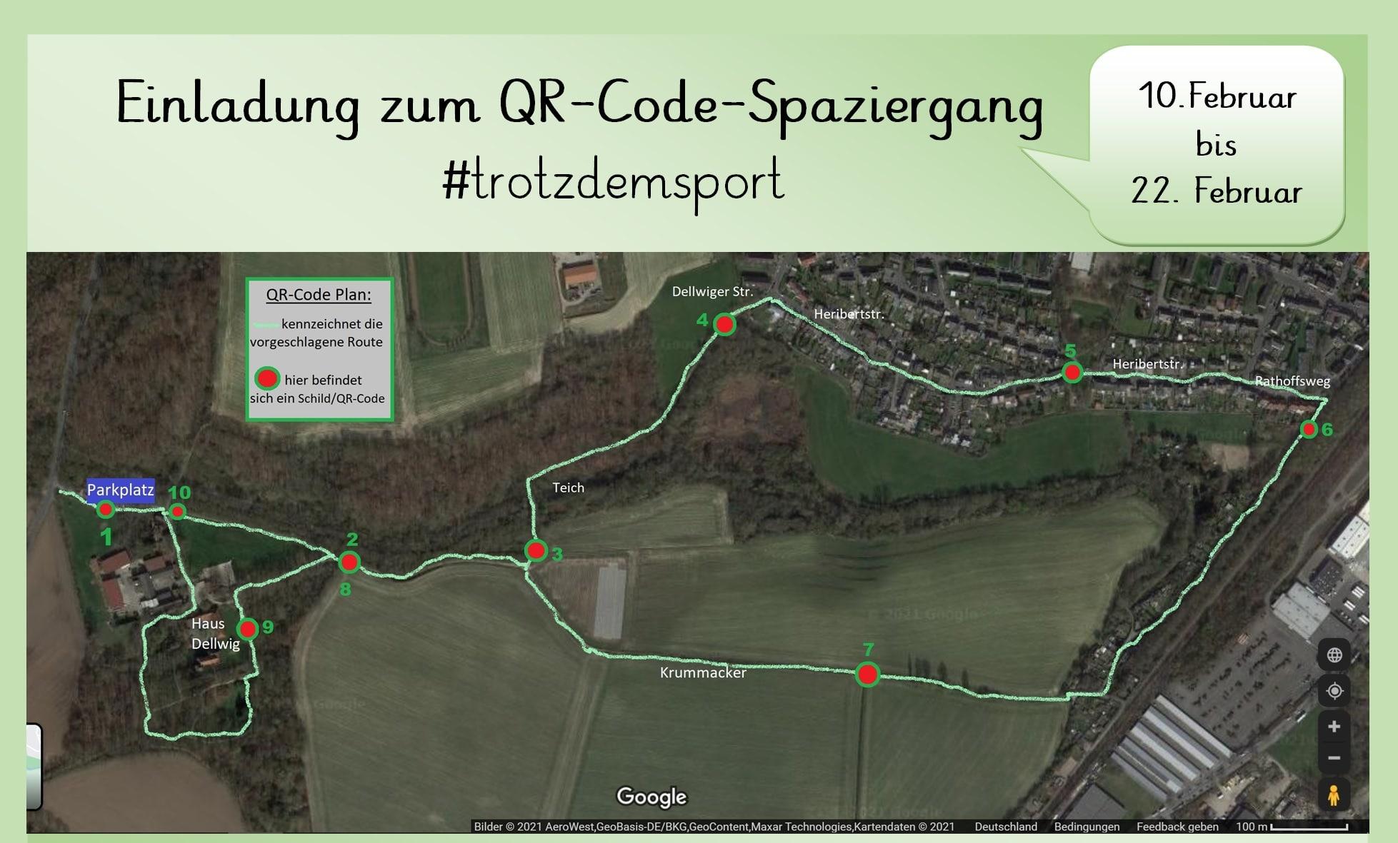 Die Aktion läuft noch bis zum 1. März 2021. © TSV Kirchlinde