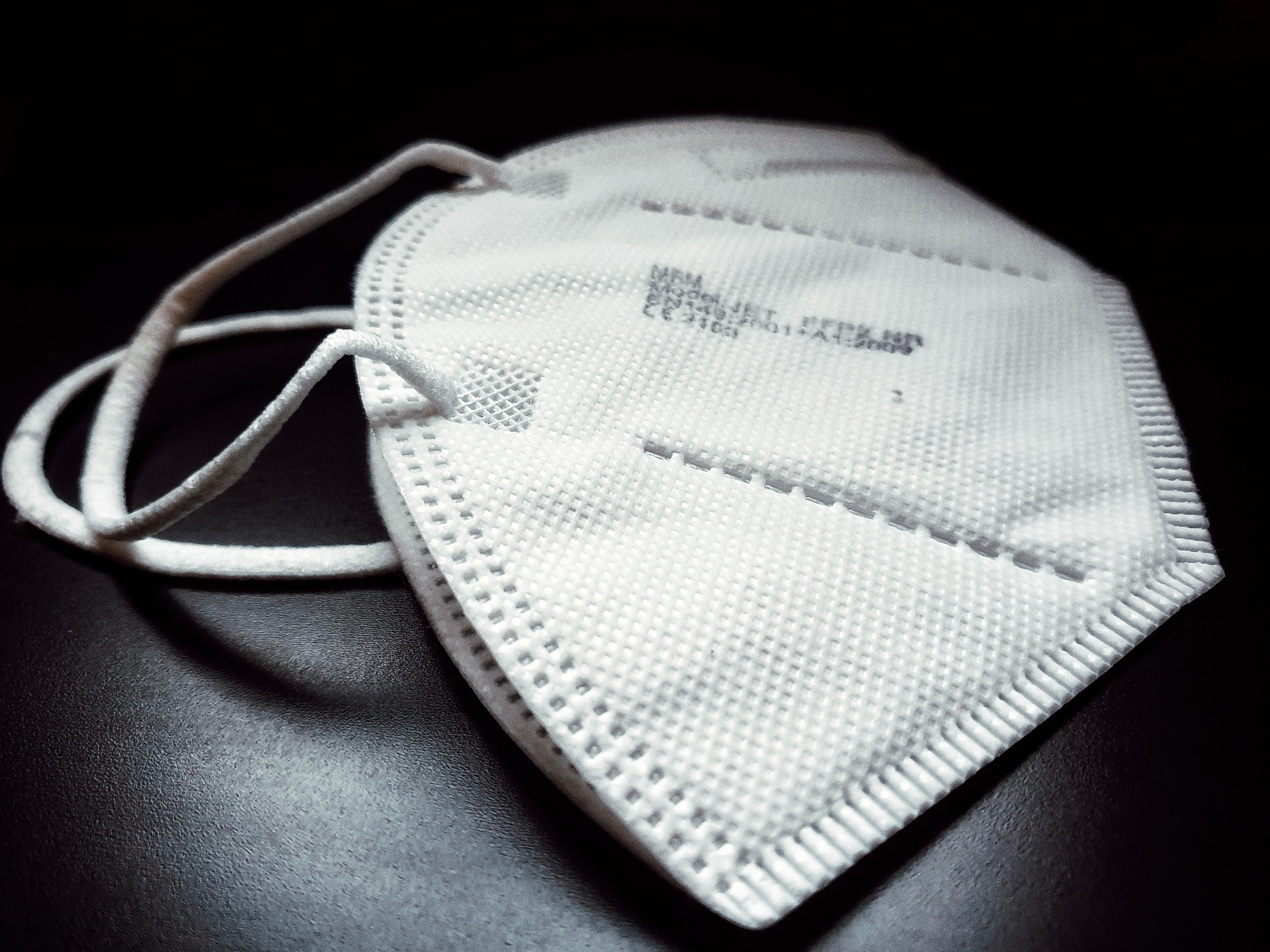FFP2-Masken sollen Staub, Rauch und auch Viren abhalten. (Symbolfoto: pixabay)