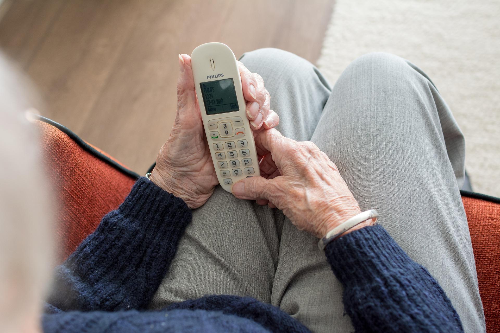In Dortmund wurden wieder mehrere Senioren Opfer von Betrügern. (Symbolfoto: pixabay)