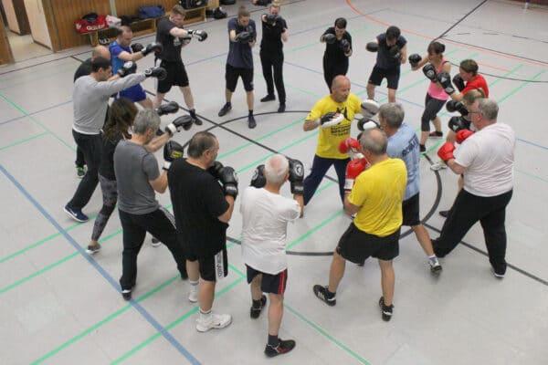 Der unermüdliche Motor des Dortmunder Boxsports – Dieter Schumann für Lebenswerk ausgezeichnet