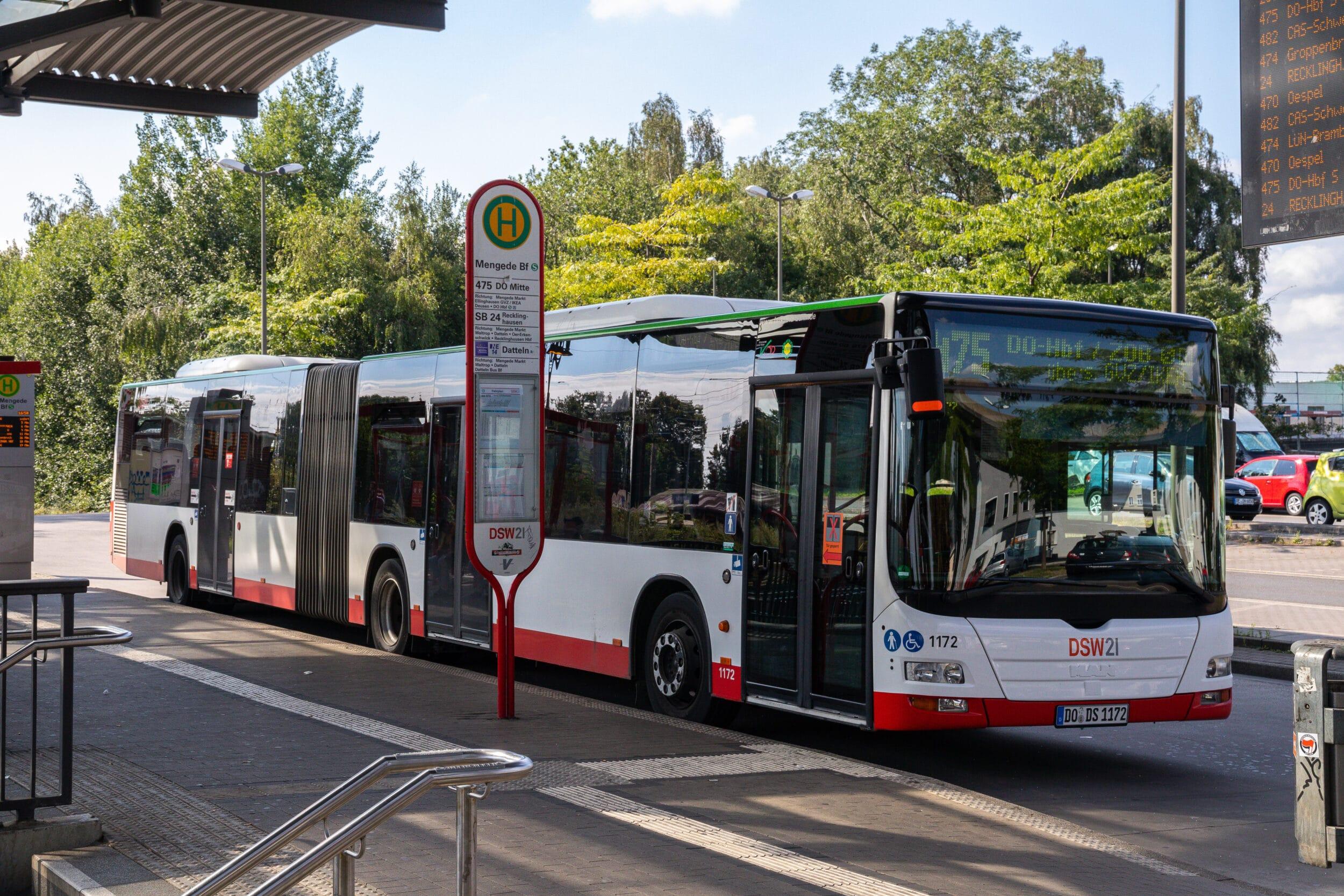 Die 500 zusätzlichen Fahrten sorgen für ein größeres Platzangebot. Aber weitere Aufstockungen sind  kaum möglich. (Symbolfoto: Wir in Dortmund)