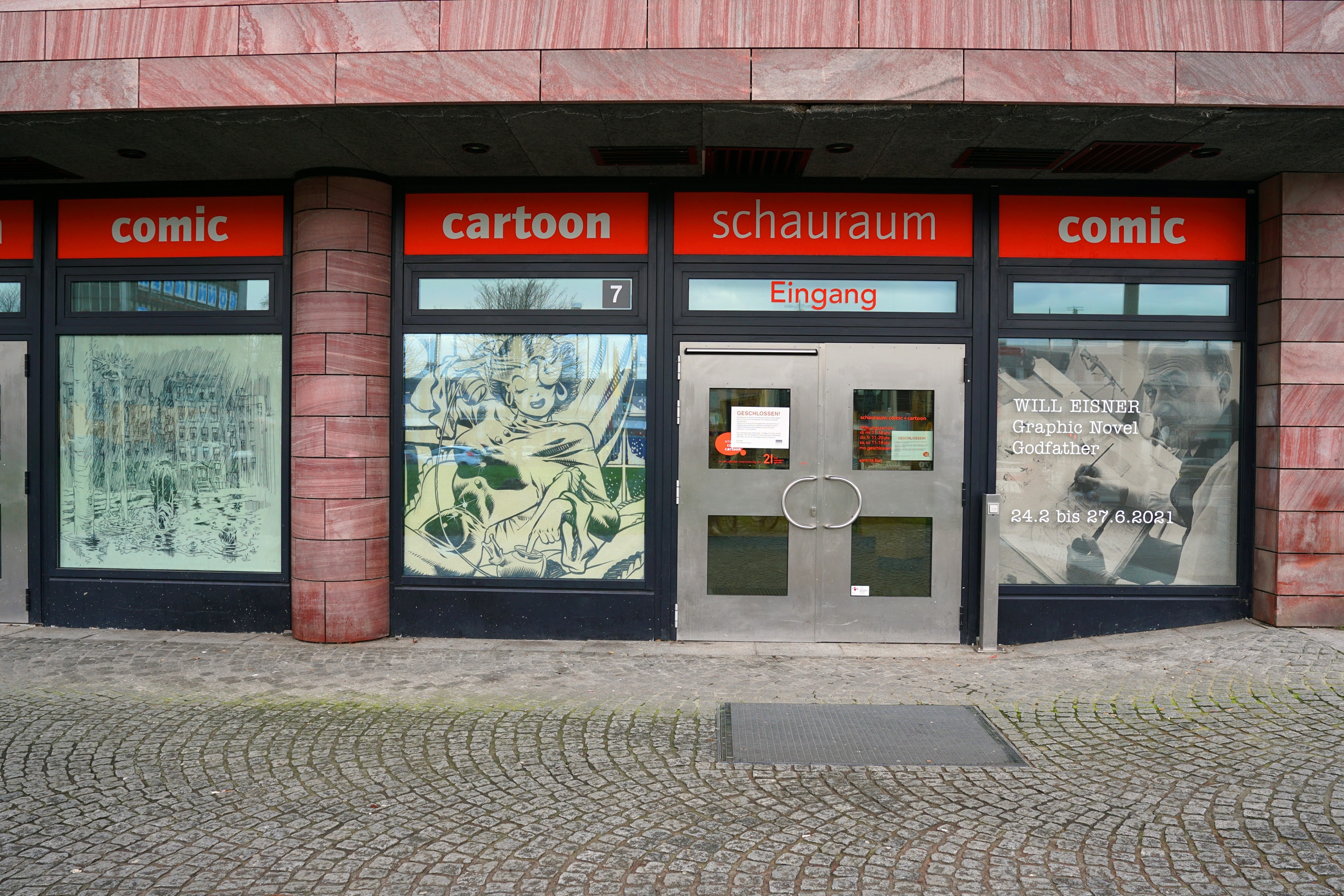 Corona-bedingt muss auch der Schauraum weiter geschlossen bleiben. Ein virtueller 3D-Rundgang bietet dennoch Einblicke. (Fotos: Arnd Lülfing, Stadt Dortmund)
