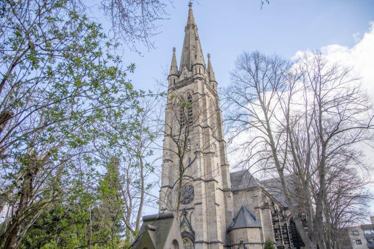 Der Gottesdienst findet in der Lutherkirche statt. (Archivfoto: Wir in Dortmund)