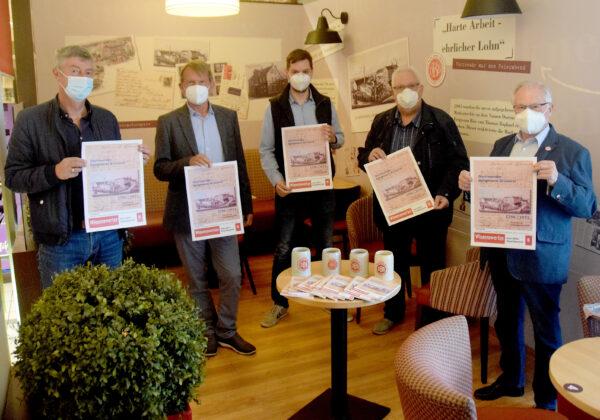 Brautradition vom Rahmer Berg – Lang ersehntes Buch zur Geschichte der Bergmann Brauerei erschienen