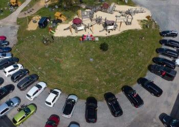 40 Autos nahmen an der Veranstaltung teil. (Fotos: Wir in Dortmund)