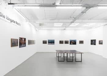 """Ausstellung """"Die längste Nacht""""; (Fotos: Clemens Müller, please don't touch)"""