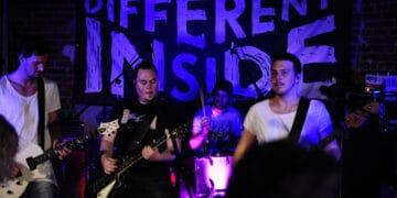 """Das Live Konzert von """"DIFFERENT INSIDE"""" und """"CHAPTR"""" auf Youtube überzeugte. (Archivfoto: Udo Schmude)"""