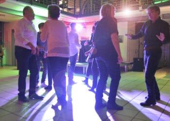"""Zuletzt bat """"Huckarde für Huckarde"""" im Herbst 2019 in der Alten Schmiede zum Tanz. Seitdem bleibt die Hoffnung auf bessere Zeiten. (Archivfoto: Wir in Dortmund)"""