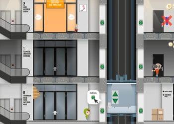 """Ansicht aus dem Online-Spiel """"Abenteuer U"""". (Foto: UZWEI)"""