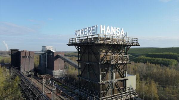 Beeindruckende Kamerafahrt über die Kokerei Hansa – Kurzfilm informiert zum Tag der Städtebauförderung