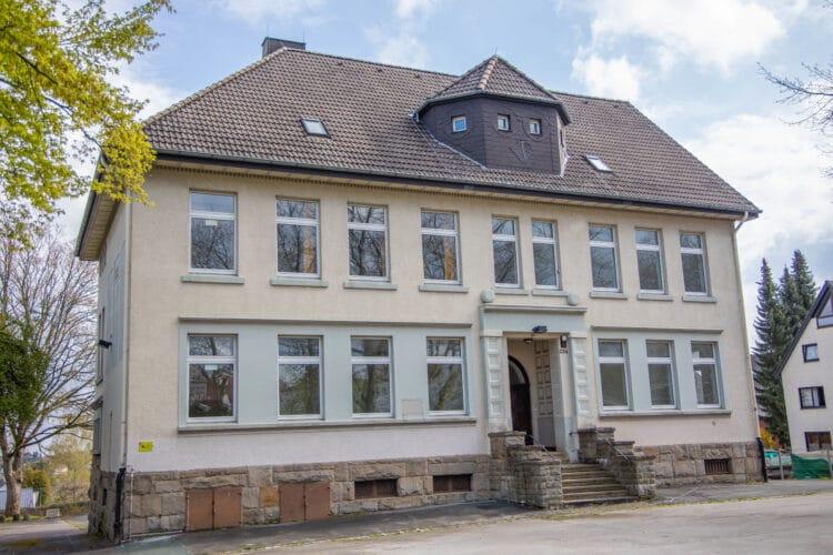 Während der Bauarbeiten wird der Unterricht der Wichlinghofer Grundschule in der Loh-Grundschule an der Benninghofer Straße stattfinden. (Foto: Wir in Dortmund)