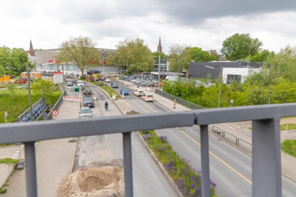 Stadterneuerung Hörde: Video-Animationen zeigen Faßstraße, Stiftsquartier, Parkhaus und Stadteingang