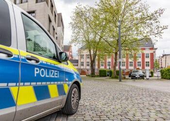 Die Polizeiwache Hörde nimmt Hinweise entgegen. (Foto: Wir in Dortmund)