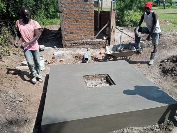 Wilo-Foundation und Weltgruppe Aplerbeck ermöglichen Schultoilettenprojekt in Kenya