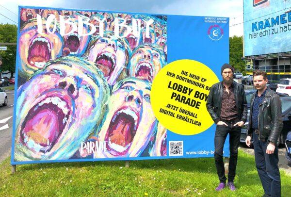 Dortmund.Macht.Lauter: Dortmunder Bands kommen im Mai am Wall groß raus