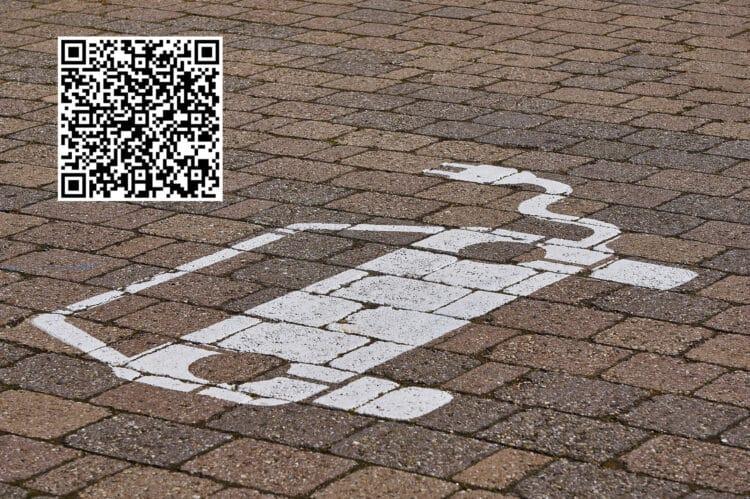 Der QR-Code führt zur Anmeldung. (Foto: Markus Distelrath/Pixabay)