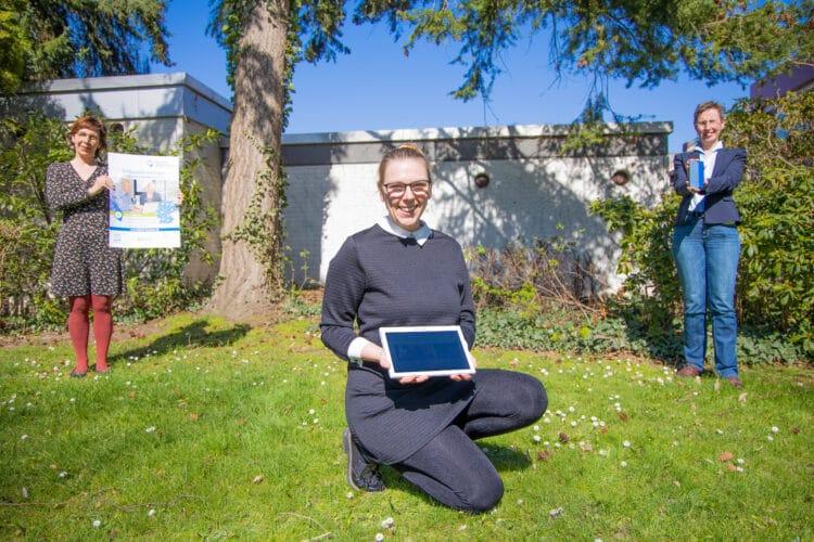 Bereits im März startete der Digital-Kompass in Hörde. (Foto: Wir in Dortmund)