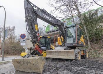 Die Bagger haben ihre Arbeit erledigt ... (Archivfoto: Wir in Dortmund)