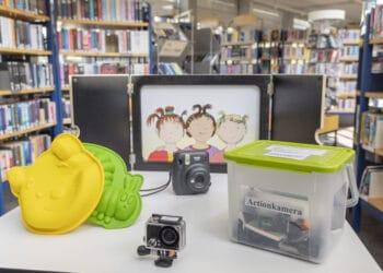 """Die """"Bibliothek der Dinge"""" ist stadtweit gestartet – auch in Lütgendortmund. (Foto: Wir in Dortmund)"""