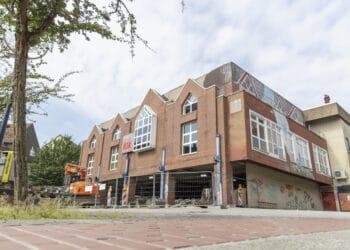 """""""Schön"""" ist schon länger her. Nun aber soll das alte Konze-Gebäude nach und nach wiederbelebt werden. (Fotos: Wir in Dortmund)"""