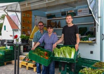 Die Mitarbeiter*innen der Gärtnerei Werkstätten Gottessegen freuen sich auf Ihren Besuch. (Foto: WIR IN DORTMUND/ARCHIV)