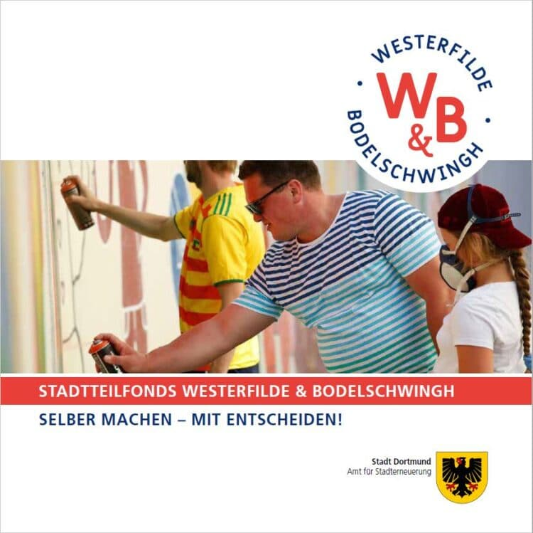 Das Cover der Broschüre. © Stadt Dortmund