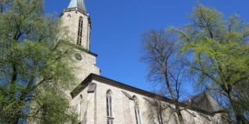 Die Große Kirche Aplerbeck (Foto: Wir in Dortmund)