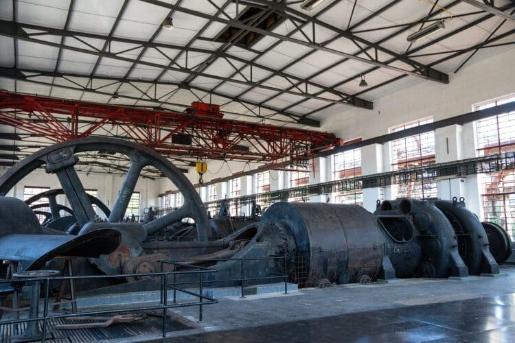 Die Abschlussveranstaltung wird am 3. Oktober 2021 in der  Kompressorenhalle des Industriedenkmals Kokerei Hansa in Huckarde stattfinden. (Archivfoto: Wir in Dortmund)