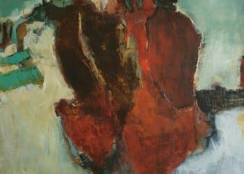 Barbara Giesberts Arbeit Herzblut (Foto: privat)