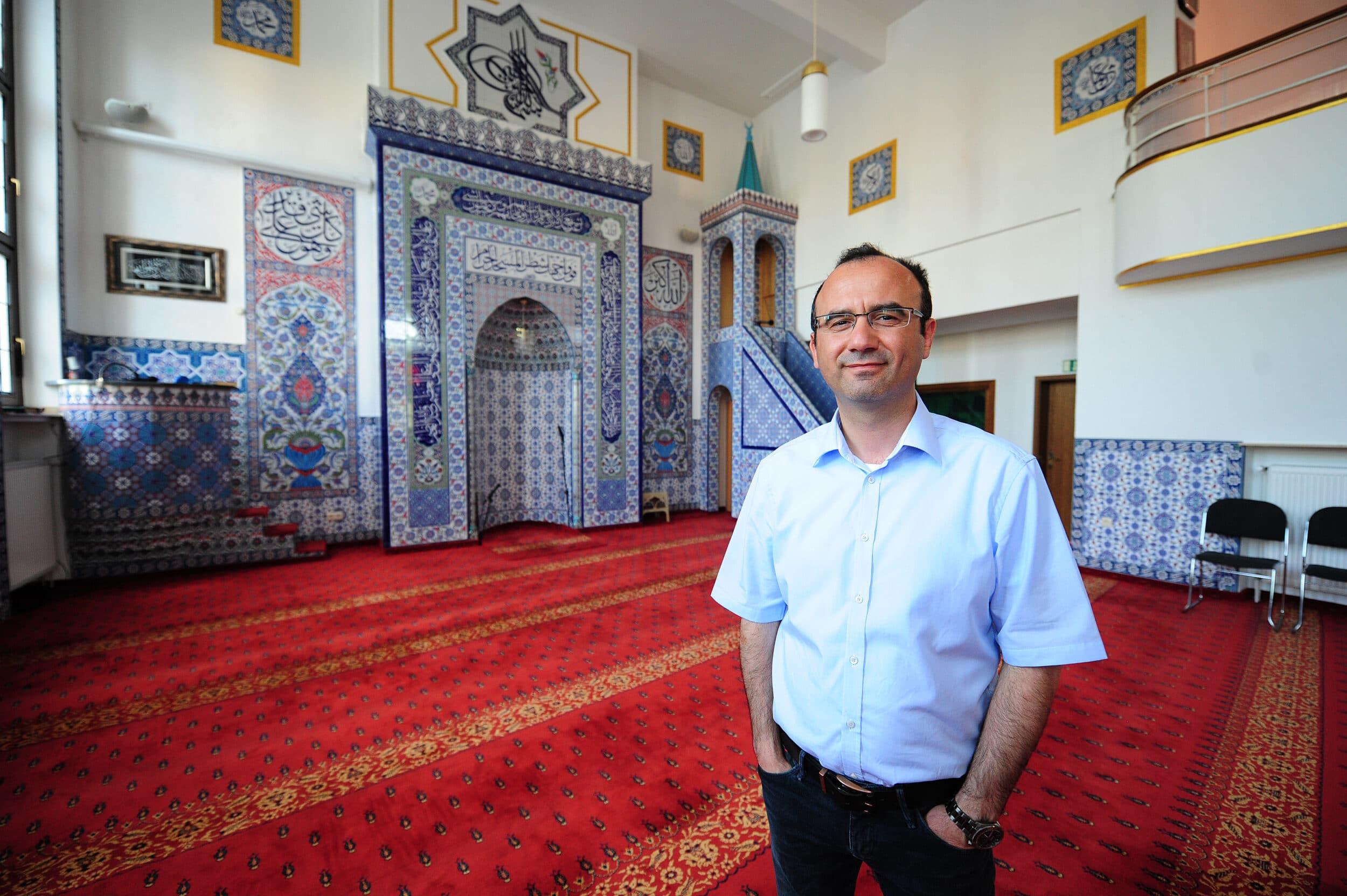Impfaktion in der Huckarder Moschee