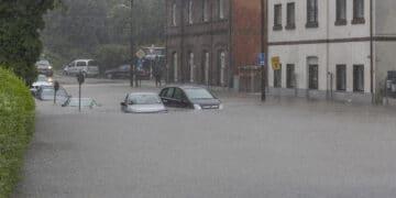 Auch Dortmund (hier der Stadtteil Somborn) war von den jüngsten Starkregenereignissen betroffen. Das Klimabündnis fordert jetzt ein schnelles Handeln der politischen Gremien. (Fotos: Wir in Dortmund)