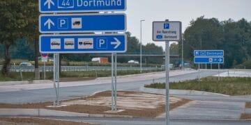 Fotos: Autobahn Westfalen