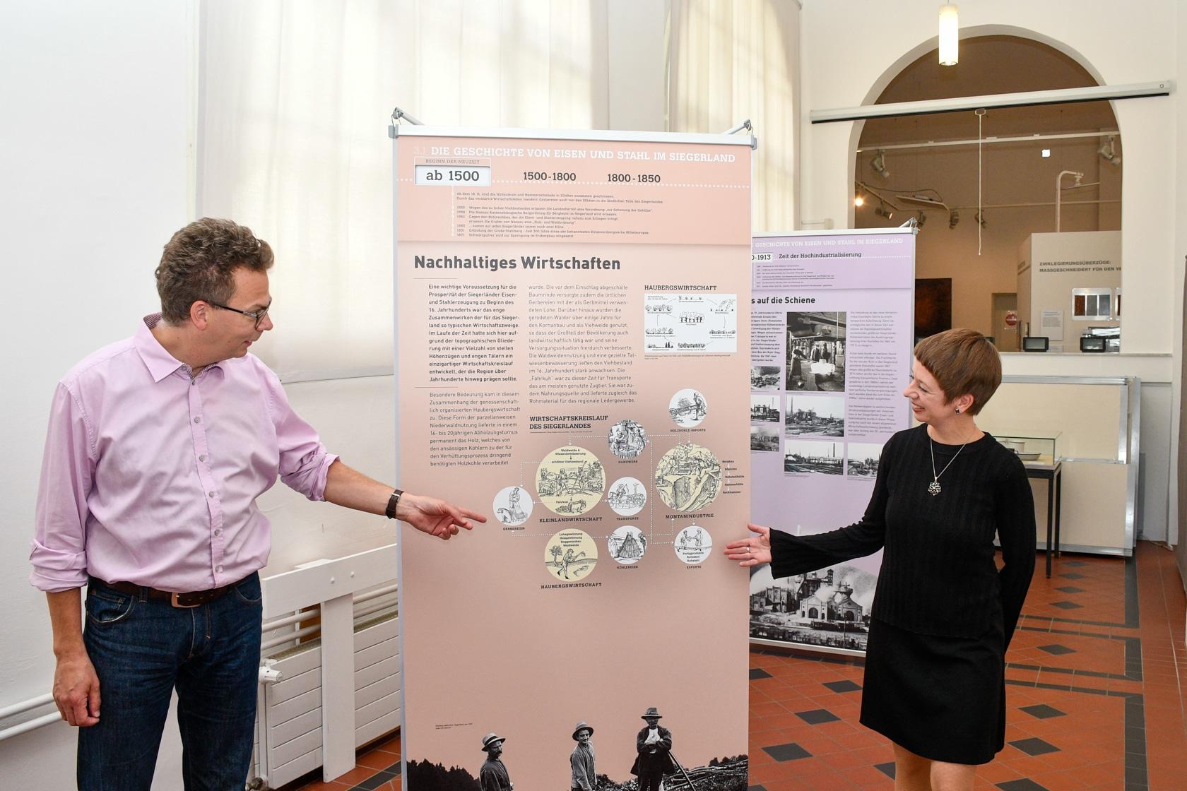 """Hoesch-Museum zeigt """"EisenWasserLand. 2500 Jahre Geschichte von Eisen und Stahl im Siegerland"""""""