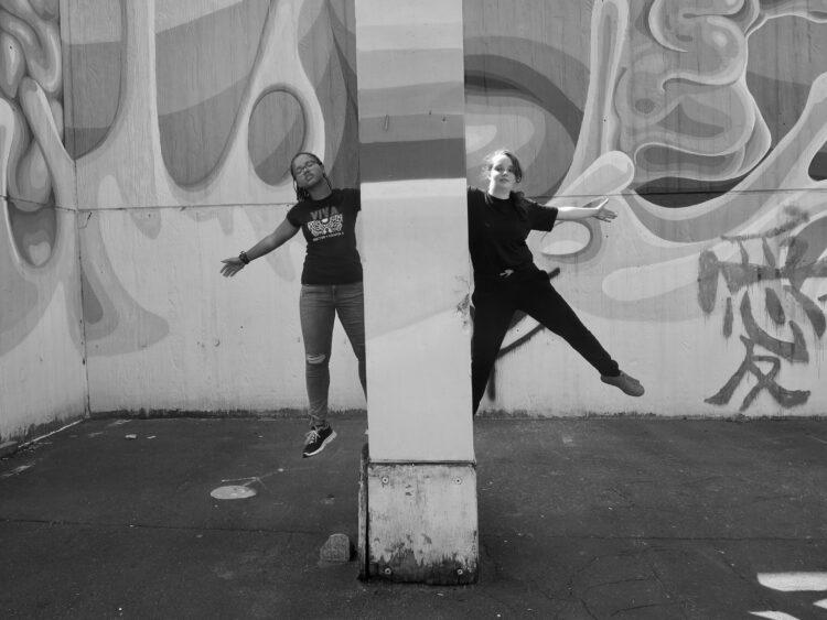 HipHop Summerschool auf der UZWEI. (Foto: Aline Wyrwich)