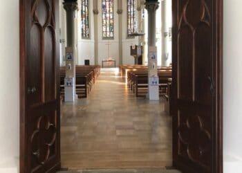 Wieder offen für die Orgelvesper. (Foto: Staschik)