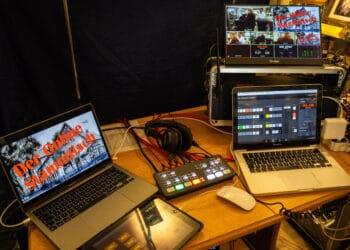 Den August-Stammtisch gibt es auch diesmal wieder live gestreamt aus dem Heimathaus. (Foto: Wir in Dortmund)