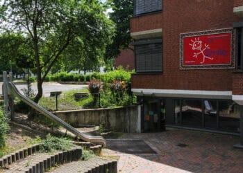 """Die Jugendfreizeitstätte """"Smile"""" in Nette bietet in den Sommerferien ein Alternativ-Programm an. (Foto: Wir in Dortmund)"""