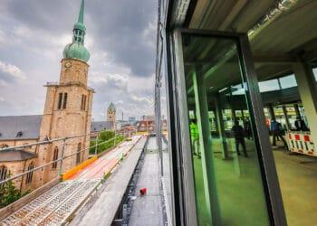 BaseCamp: Neues Leben an der Dortmunder Kampstraße