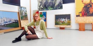 Victoria Jung ist Fotografiestudentin an der FH Dortmund. (Foto/Video: Wir in Dortmund)