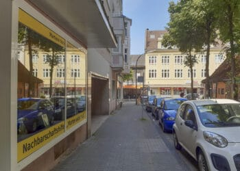 Die Sprechstunden finden im Martener Nachbarschaftstreff statt. (Foto: Wir in Dortmund)