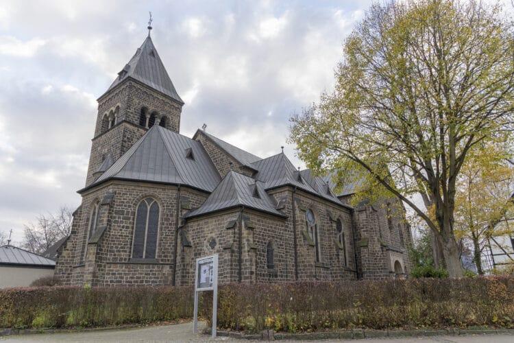 Die Konzerte finden in der St. Urbanus-Kirche statt. (Archivfoto: Wir in Dortmund)