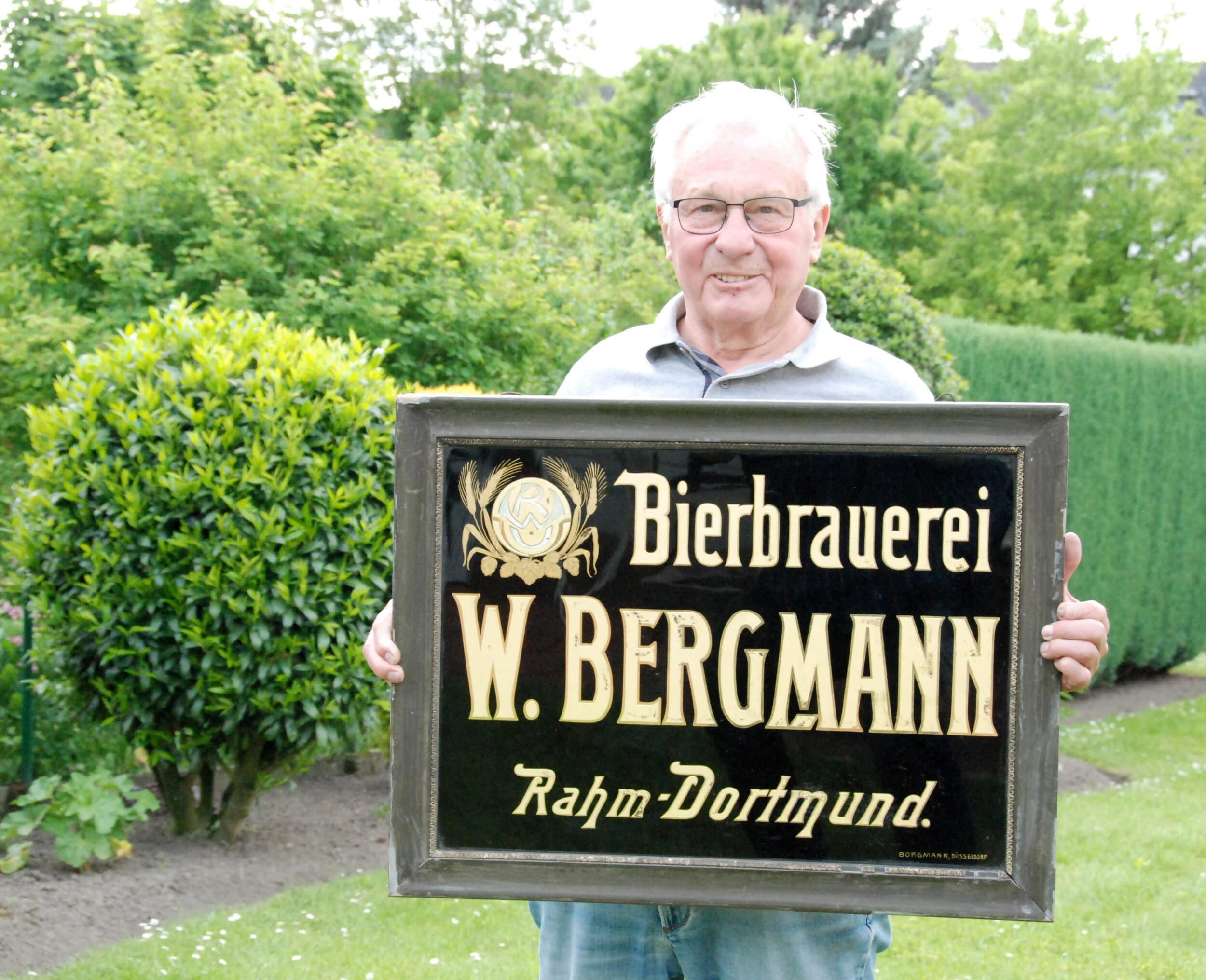 Huckarde im Wandel – von Dr. Günter Spranke – Ein Bergmann in Rahm