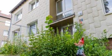 An der Semerteichstraße erhält Haus Nummer 93 eine Aufstockung. (Fotos: Wir in Dormtund)