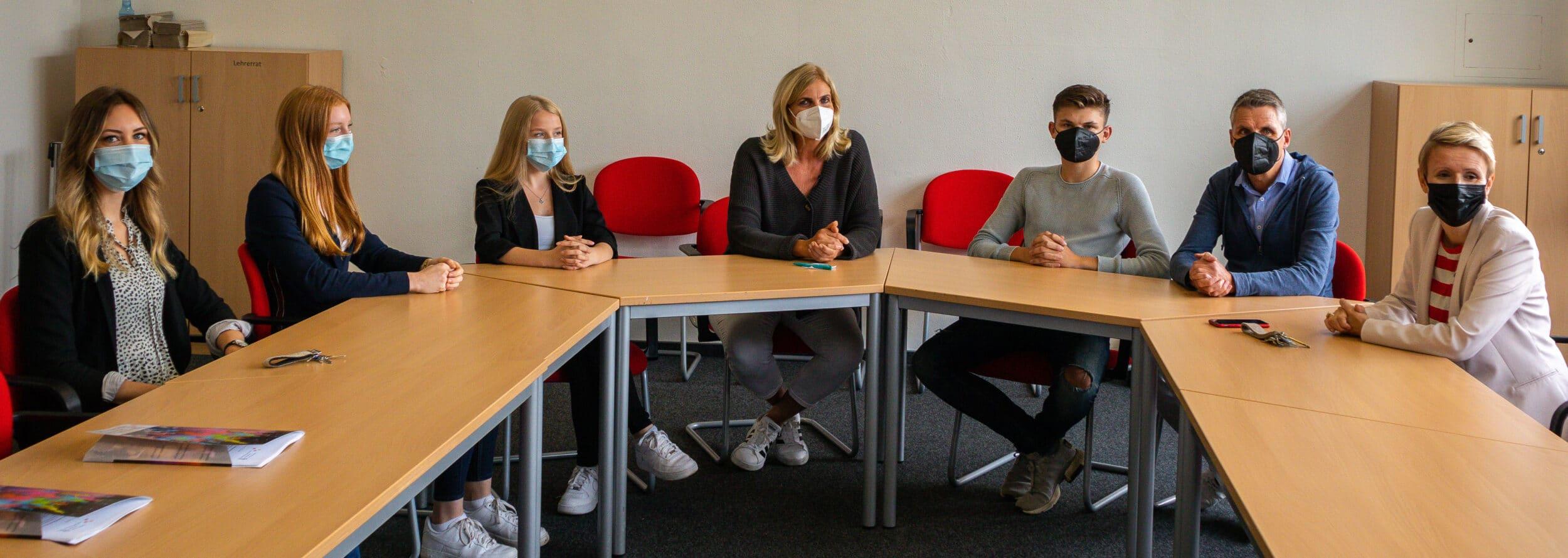 """""""Nur gesunde Schüler*innen lernen gut"""" – HHG-Gesundheitskonzept steht auf der Kippe"""