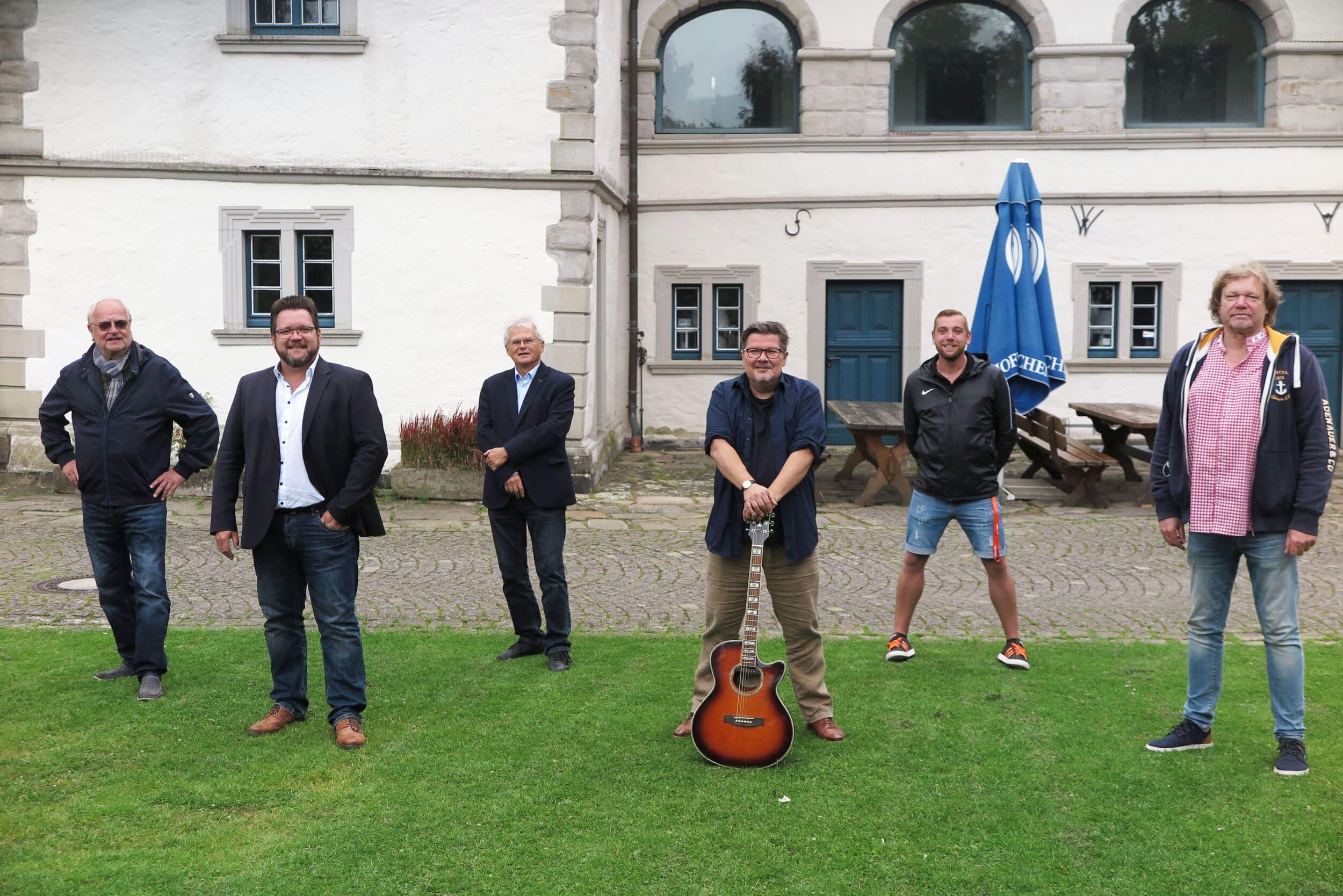 Motown, Soul Classics und Soul Jazz erklingen am Schloss Rodenberg