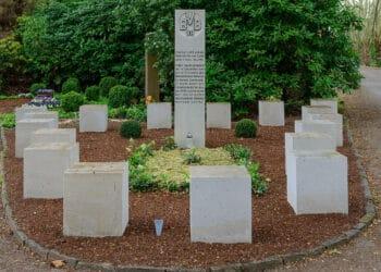 Das Grab des Franz Jacobi. (Foto: Stadt Dortmund)