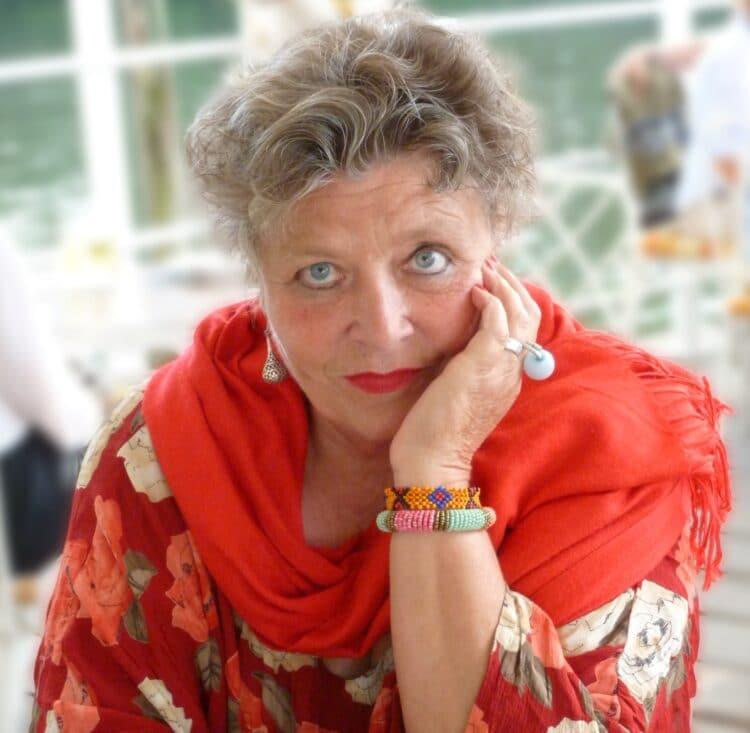 Die Autorin Ursula Maria Wartmann (Foto: privat)