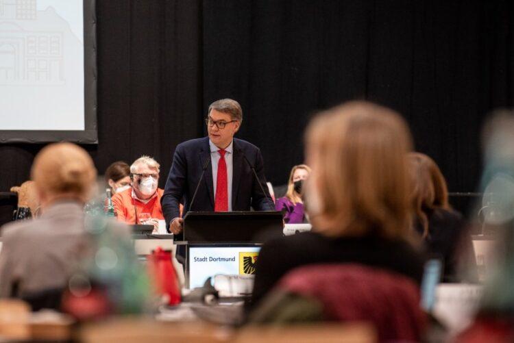 Ab sofort können Debattten im Dortmunder Rat live verfolgt werden. (Foto: Dortmund-Agentur/Roland Gorecki)