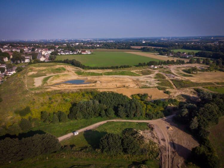Das ehemalige Gelände der Zeche Amalia (Foto: Stephan Schütze/Wir in Dortmund)