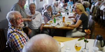 Zur Jahreshauptversammlung waren viele Mitglieder erschienen. (Foto: VDK Do-Hacheney)